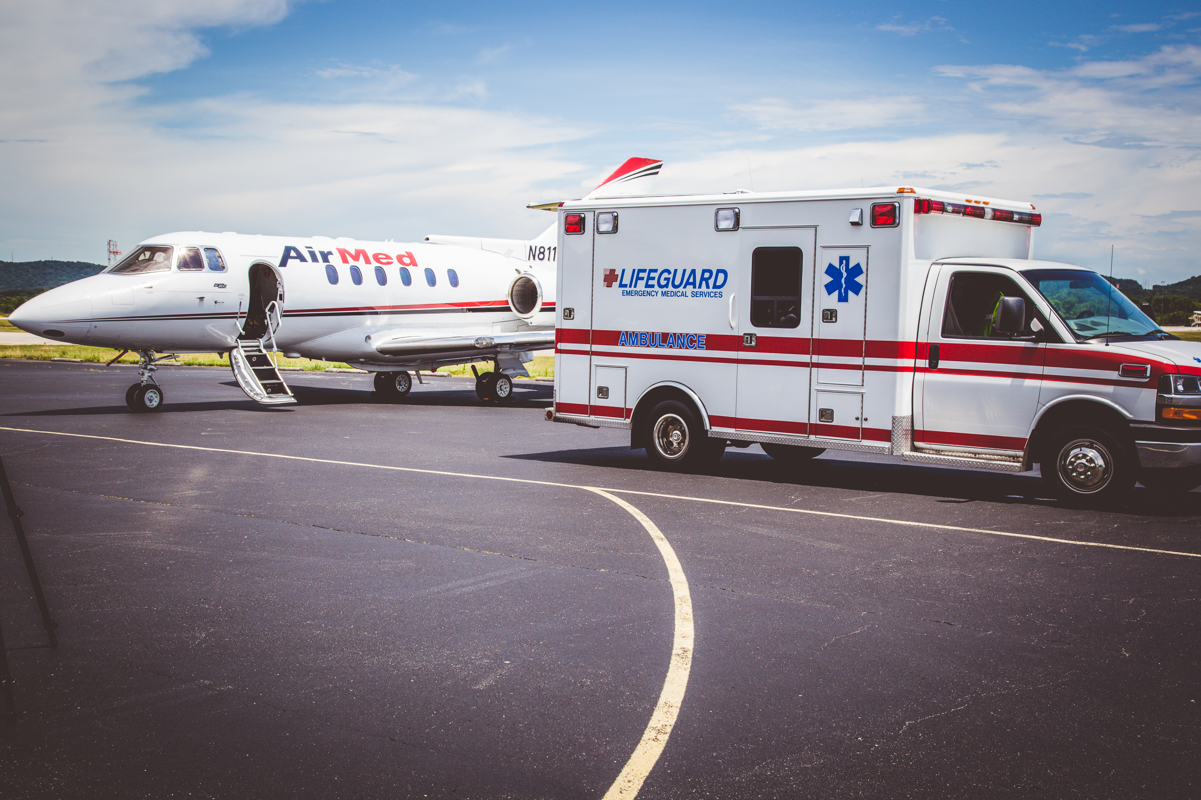This Is How Much Air Medical Transport Costs